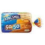 Kingsmill 50/50 Medium Sliced Bread